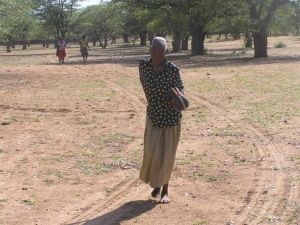 Ndjinaa in a hurry