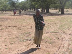 Ndjinaa in a hurry