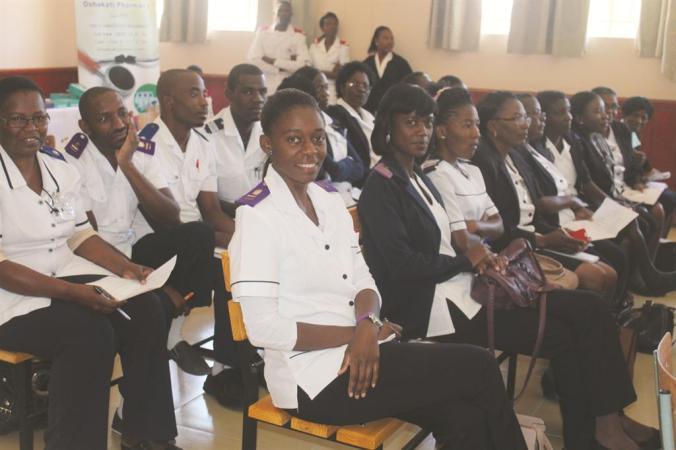 Namibian Nurses