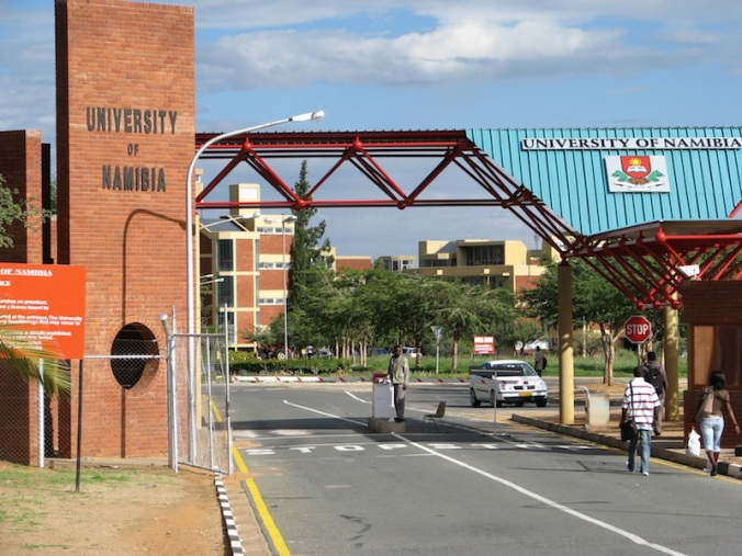 UNAM, University of Namibia